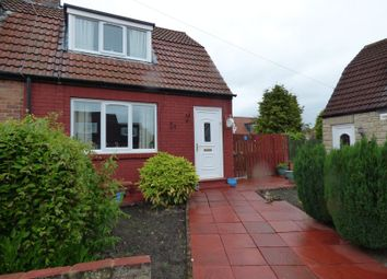 Thumbnail 2 bed bungalow for sale in Kingsley Place, Wallsend