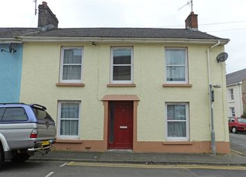 Thumbnail 4 bed end terrace house for sale in Orchard Street, Llandovery, Carmarthenshire