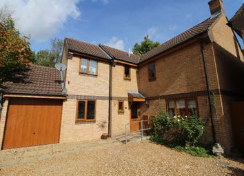 Ibstone Avenue, Bradwell Common, Milton Keynes, Buckinghamshire MK13. 4 bed detached house for sale