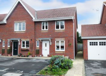 Thumbnail 3 bed end terrace house for sale in Butts Mead, Wick, Littlehampton