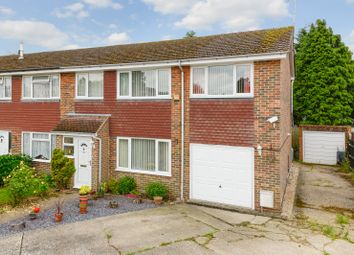 Thumbnail 4 bed property for sale in Knatchbull Way, Brabourne Lees, Ashford