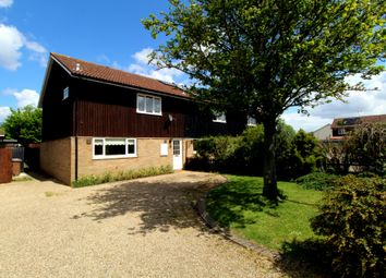 Thumbnail 3 bed end terrace house to rent in St. Gregorys Close, Rendlesham, Woodbridge