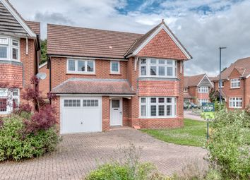 Thumbnail 4 bed detached house for sale in Jenner Drive, Rednal, Birmingham