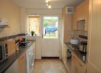 Thumbnail 1 bed maisonette to rent in De Vere Close, Wallington, Surrey