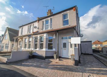Thumbnail 3 bedroom property for sale in South Avenue, Southend-On-Sea