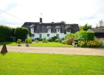 Thumbnail 3 bed detached house for sale in Duddenhoe End, Saffron Walden, Essex