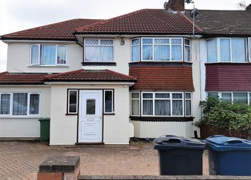 Thumbnail 3 bed property to rent in Stanhope Avenue, Harrow