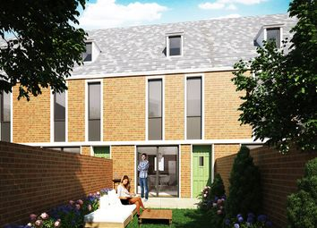 Thumbnail 3 bed flat for sale in Townhouses, Sandhills Village, Liverpool