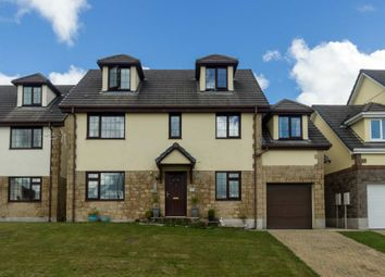 Thumbnail 5 bed detached house for sale in Petroc Court, St Ann`S Chapel