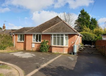 Thumbnail 4 bed bungalow for sale in Highfield Road, Corfe Mullen, Wimborne, Dorset