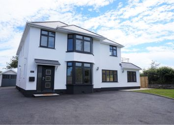 Thumbnail 5 bed detached house for sale in Pwlldu Lane, Bishopston