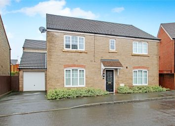 Thumbnail 4 bed detached house for sale in Blackcurrant Drive, Long Ashton