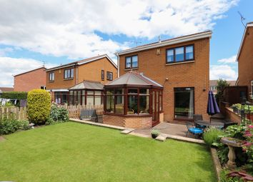 Thumbnail 4 bed detached house for sale in Radnor Close, Sothall, Sheffield