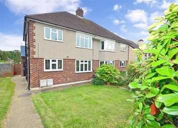 Thumbnail 2 bed maisonette for sale in Kingston Road, Leatherhead, Surrey