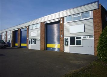 Thumbnail Light industrial to let in Meteor Close & Javelin Road Units, Airport Industrial Estate, Norwich, Norfolk