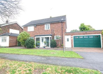 Thumbnail 3 bed property for sale in Meadsway, Great Warley, Brentwood