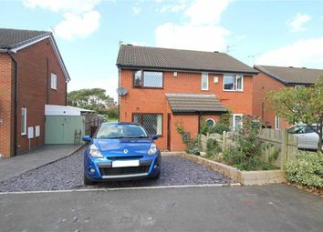 Thumbnail 2 bed semi-detached house to rent in Parkside, Lea, Preston