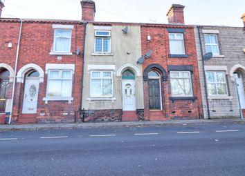 Thumbnail 3 bed terraced house for sale in Mountford Street, Burslem, Stoke-On-Trent