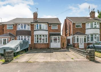 Thumbnail 3 bed semi-detached house for sale in Mayswood Grove, Quinton, Birmingham