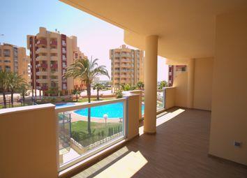Thumbnail 2 bed apartment for sale in La Manga, Murcia, Spain