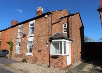 Thumbnail 3 bed semi-detached house for sale in Road Side, Whitchurch Road, Christleton, Chester