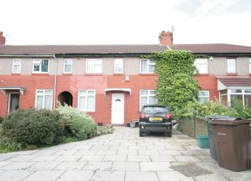 Thumbnail 3 bed terraced house to rent in Lytham Road, Southport