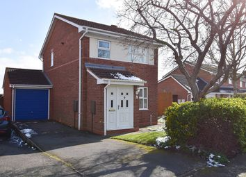 Thumbnail 3 bed property for sale in Grosvenor Crescent, Droitwich