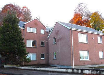 Thumbnail 1 bed flat for sale in Millburn Place, Inverness
