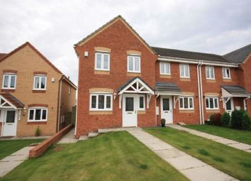 Thumbnail 3 bed end terrace house for sale in Woodlands Green, Middleton St George, Darlington