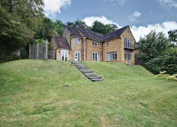 Thumbnail 5 bed detached house to rent in Toms Hill Road, Aldbury, Tring
