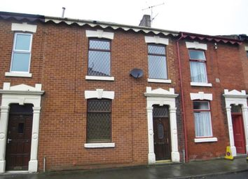 Thumbnail 3 bed terraced house to rent in Northcote Road, Preston