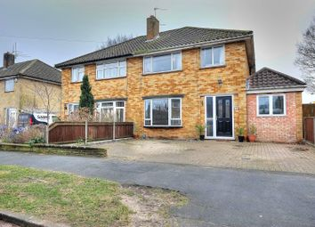 Thumbnail 5 bed semi-detached house for sale in Charles Avenue, Norwich