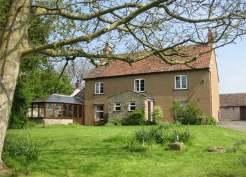 Thumbnail 4 bedroom detached house for sale in Highfield Farm, Mudgley Road, Wedmore, Somerset