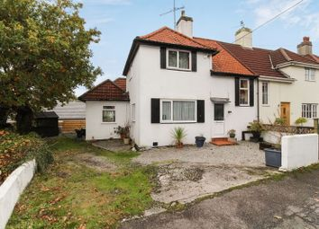 Thumbnail 4 bed semi-detached house for sale in Meadowside Road, Falmouth