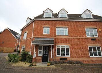 Thumbnail 4 bed town house to rent in Redbarn Close, Leeds