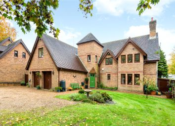 Thumbnail 5 bed detached house for sale in Basingstoke Road, Kings Worthy, Winchester, Hampshire