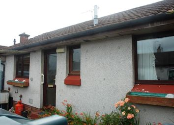 Thumbnail 1 bed terraced bungalow for sale in 5 Warmanbie Square, Brydekirk, Annan