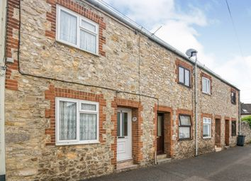 Thumbnail 2 bed terraced house for sale in North Street, Axminster