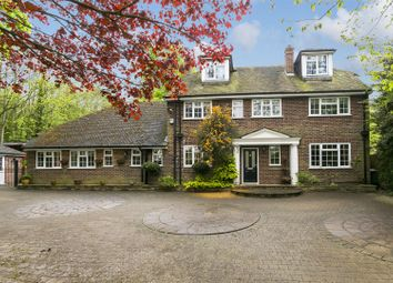 Thumbnail 4 bed detached house for sale in The Heath, East Malling, West Malling
