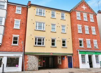 Thumbnail 2 bed flat for sale in St. Andrews Street, Norwich