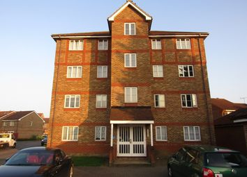 Thumbnail 3 bed flat to rent in Fairview Drive, Thamesmead