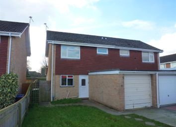 Thumbnail 3 bed semi-detached house for sale in Meridian Walk, Trowbridge
