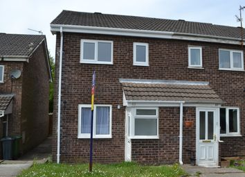 Thumbnail 2 bedroom semi-detached house for sale in Bryn Derwen, Radyr, Cardiff