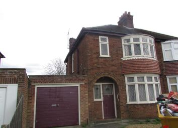 Thumbnail 3 bed semi-detached house for sale in Kings Gardens, Peterborough