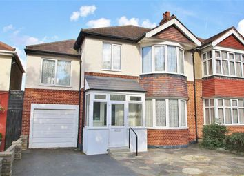 Thumbnail 4 bed semi-detached house for sale in Chalgrove Avenue, Morden