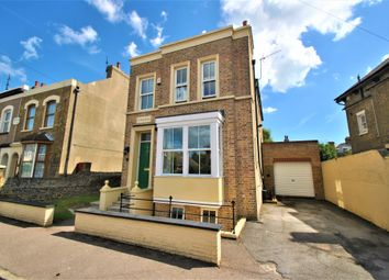 Thumbnail 3 bed detached house for sale in Queen Bertha Road, Ramsgate, Kent