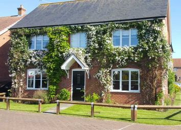 Thumbnail 4 bed detached house for sale in Fallowfield Road, Scartho, Grimsby