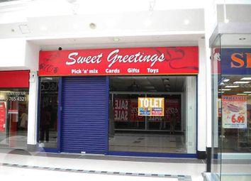 Thumbnail Retail premises to let in Greenock, 1Jw, Scotland