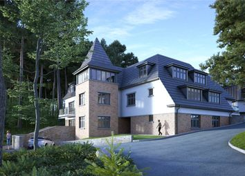 Thumbnail 2 bed flat for sale in Crosstrees, Canford Cliffs, Poole, Dorset