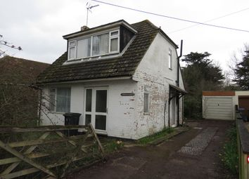 Thumbnail 2 bed detached bungalow for sale in The Street, Preston, Canterbury
